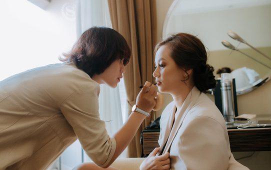 trang điểm cô dâu Nha Trang