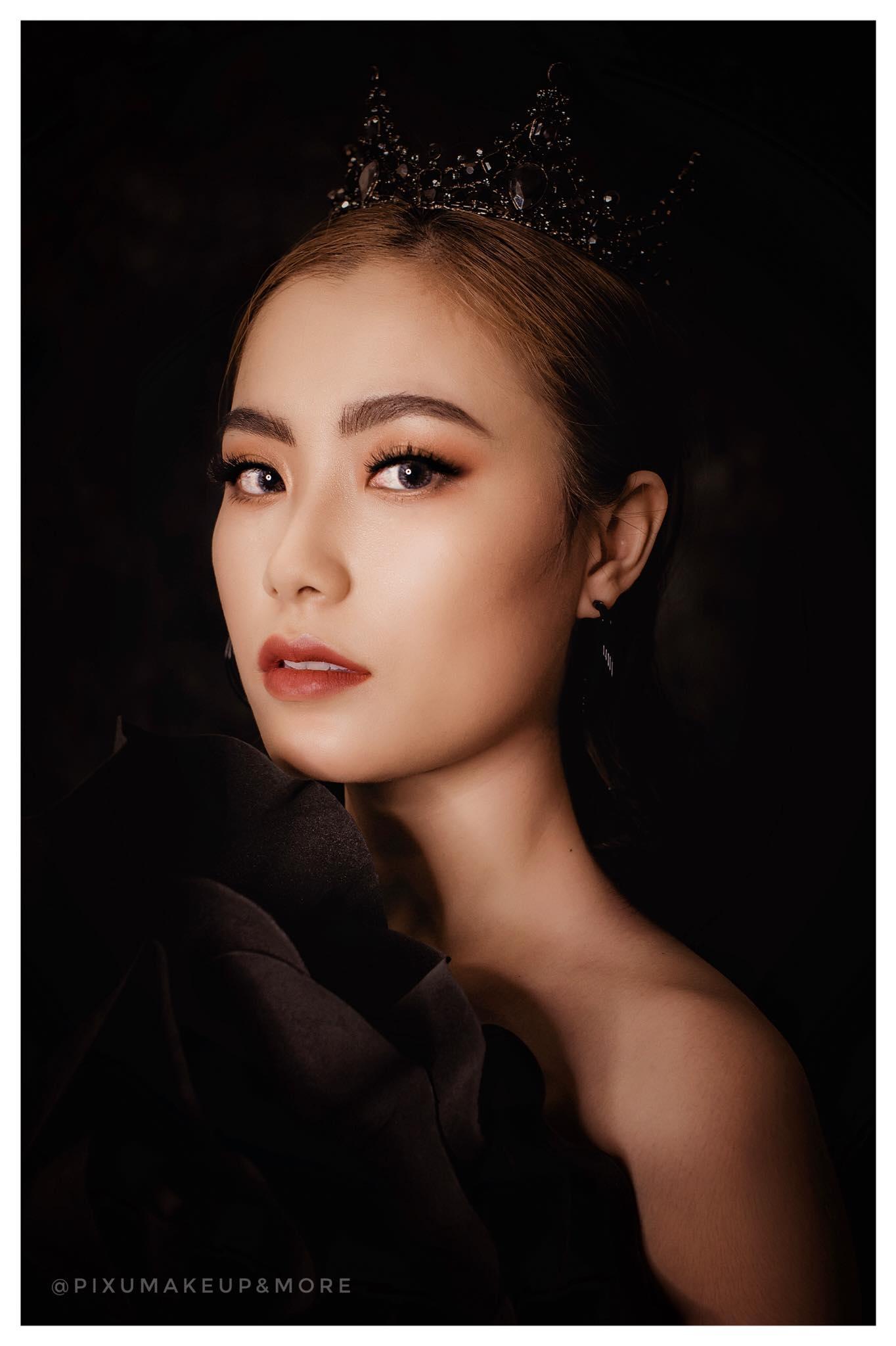 makeup dự tiệc nha Trang