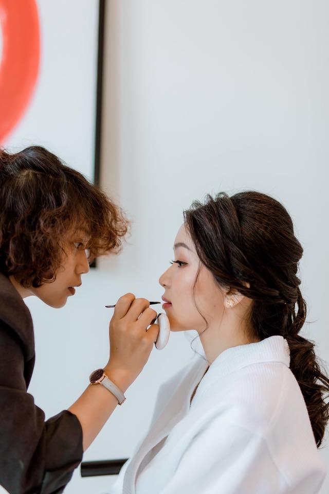 học makeup Nha Trang
