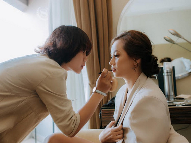 makeup đẹp ở Nha Trang